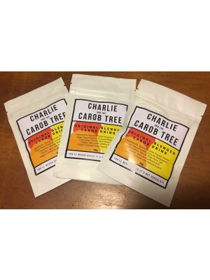 Charlie and The Carob Tree Original Carob Blend - 50g x 3