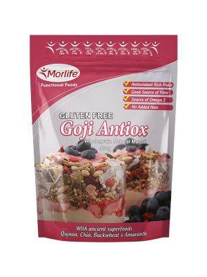 Morlife Goji Antiox Gluten Free Muesli 400g