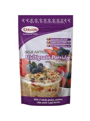 Morlife Goji Antiox Multigrain Porridge 400g