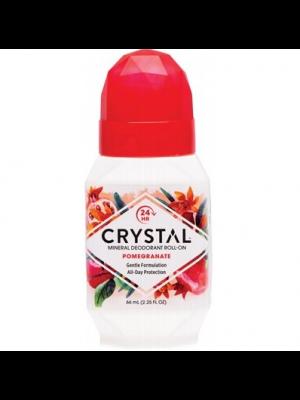 CRYSTAL ESSENCE Pomegr. Deodorant 66ml