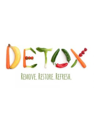 Mummy Mojo 30-Day Detox - Spring / Summer Group - Date TBC