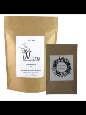 bVitra Body Soak – Detox Blend 500g