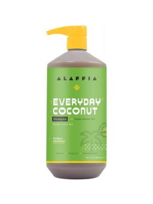 alaffia Coconut Shampoo 950ml