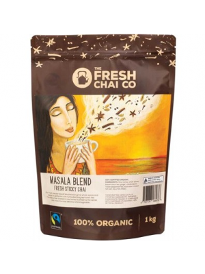 THE FRESH CHAI CO Masala Blend Fresh Sticky Chai 1kg