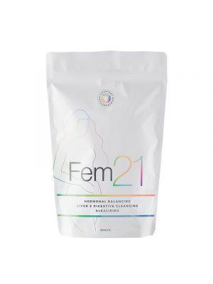 Fem21 Hormonal Balancing Liver & Digestive Cleansing Alkalising - 900g
