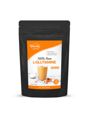 Morlife L-Glutamine Powder 500g