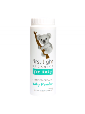 First Light Organics Baby Powder