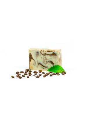 Harvest Garden Coffee + Spearmint Soap Bar