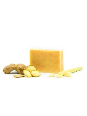 Harvest Garden Ginger + Lemongrass Soap Bar