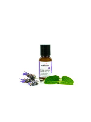 Harvest Garden Lavender + Green Tea Liquid Soap 55g