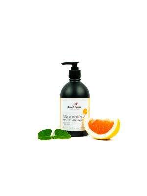 Harvest Garden Grapefruit + Cedarwood Liquid Soap