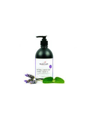 Harvest Garden Lavender + Green Tea Liquid Soap