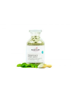 Harvest Garden Peppermint Green Tea Epsom Bath Salt