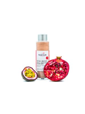 Harvest Garden Zeolite Pomegranate Passionflower Facial Masque