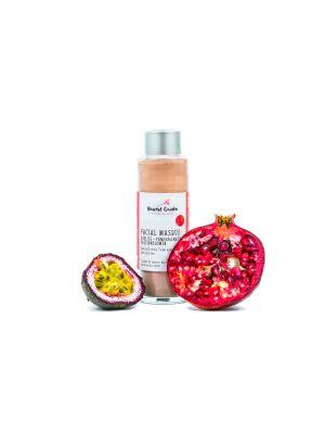 Harvest Garden Zeolite Pomegranate Passionflower Facial Masque