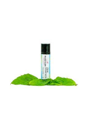 Harvest Garden Peppermint + Matcha Lip Balm