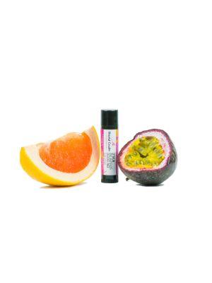 Harvest Garden Pink Grapefruit + Passionflower Lip Balm