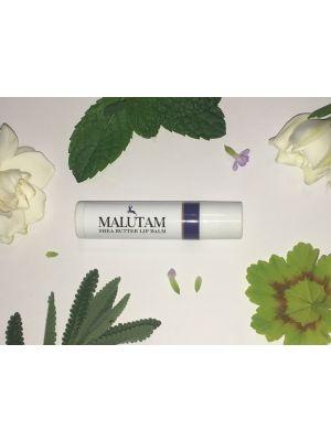 2 Malutam Shea Butter Lip Balm Pack
