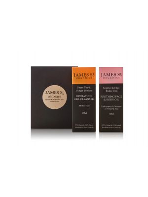James St Organics Hydrate & Soothe Duo Pack 100ml