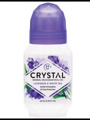 CRYSTAL ESSENCE Lavender Deodorant 66ml