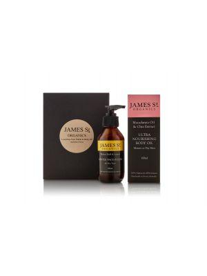 James St Organics Luxurious Face Polish & Body Oil