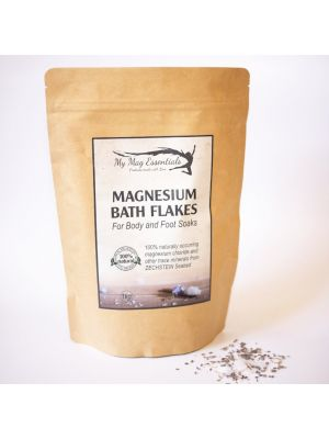 My Mag Essentials Magnesium Bath Flakes 1kg
