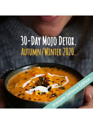 Mummy Mojo 30-Day Detox – Autumn/Winter Self-Guided