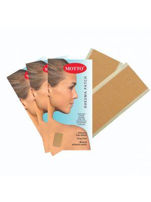 Motto Rheuma Patch – 4 Packs