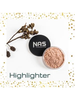 NAS Cosmetics Highlighter