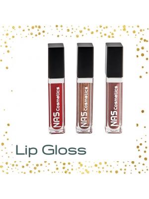 NAS Cosmetics Lip Gloss