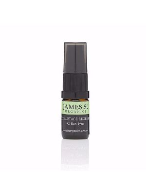 James St Organics Neck & Décolletage Regenerating Oil - Argan & Pumpkin Oils Travel Size 5ml