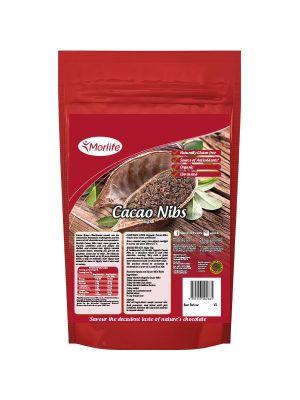 Morlife Cacao Nibs (Unroasted) Certified Organic 1kg