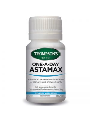 Thompson's One-A-Day Astamax 30 Capsules