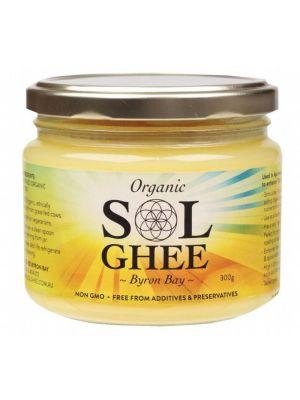 Sol Ghee Organic Ghee 275g