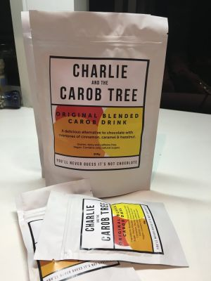 Charlie and the Carob Tree - Original Carob Blend 250g
