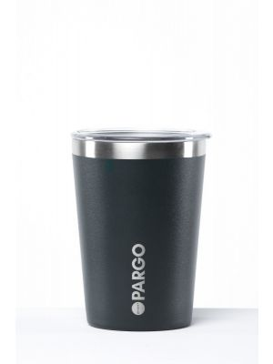 Project PARGO Insulated Reusable Cup 12oz / 355mL - BBQ Charcoal