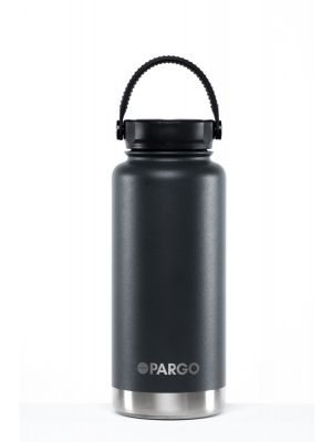 Pargo Insulated Bottle - BBQ Charcoal