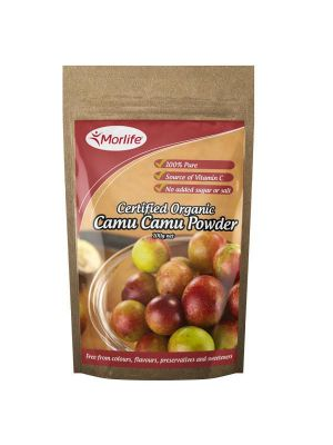 Morlife Camu Camu Fruit Powder Cert. Organic 100g
