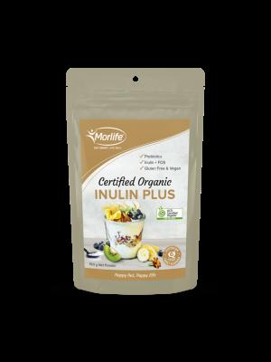 Morlife Inulin Plus Certified Organic 150g