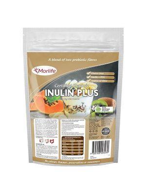 Morlife Inulin Plus Certified Organic 1kg