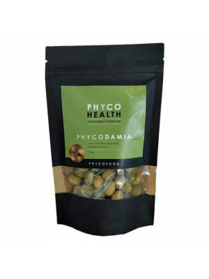 PHYCODAMIAS - Seaweed roasted macadamias with a touch of wasabi