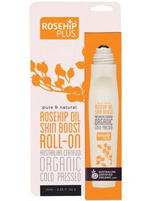 Rosehip Plus Roll-On Rosehip Oil 15ml