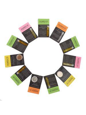 James St Organics Sample Pack #1 - Mature Or Dry Skin (6 X 2ml Samples)