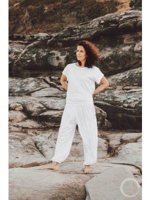 Sat Nam Unisex Pants-Large Size