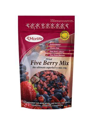 Morlife Five Berry Mix 150g