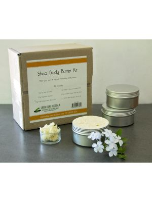 Body Butter Kit - Shea Butter