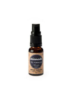 Skinmade Bright Skin Oil // Almond + Pomelo