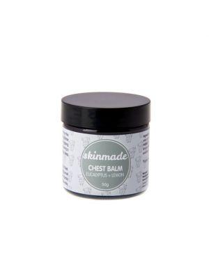 Skinmade Chest Balm // Eucalyptus + Lemon