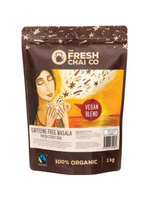 THE FRESH CHAI CO Vegan Caffeine Free Masala Fresh Sticky Chai 1kg