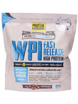 PROTEIN SUPPLIES AUST. WPI Chocolate 1kg